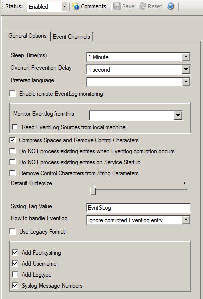 Event Log Monitor